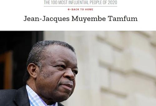 """Gli africani del """"Time 100"""" che hanno influenzato il 2020"""