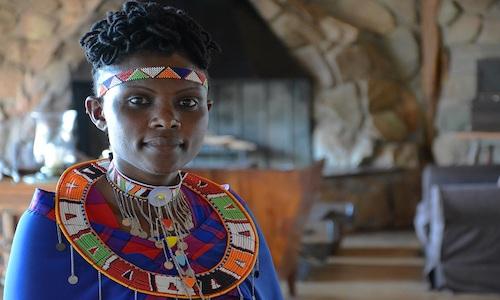 Masai, donna, manager: l'incredibile storia di Cecilia