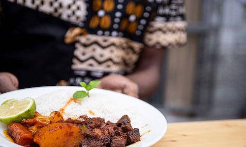 L' Africa sbarca a Palermo: cibo e musica al Ciwara