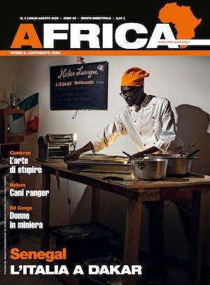 AFRICA luglio-agosto 2020