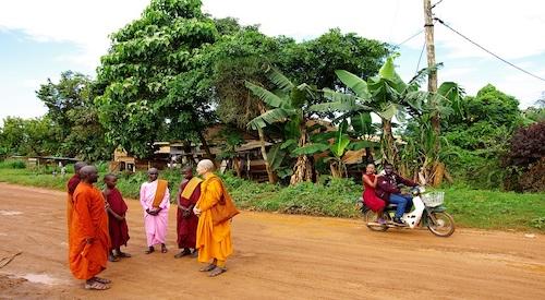 Buddhisti all'Equatore