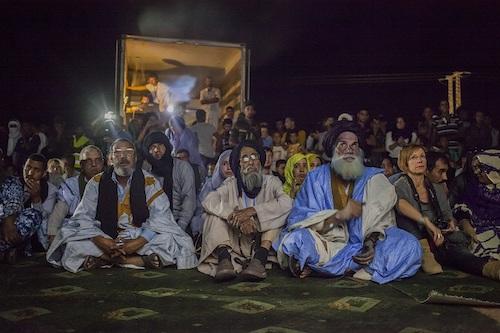 Festival di solidarietà nel deserto