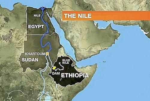 La grande diga (sul Nilo) della discordia