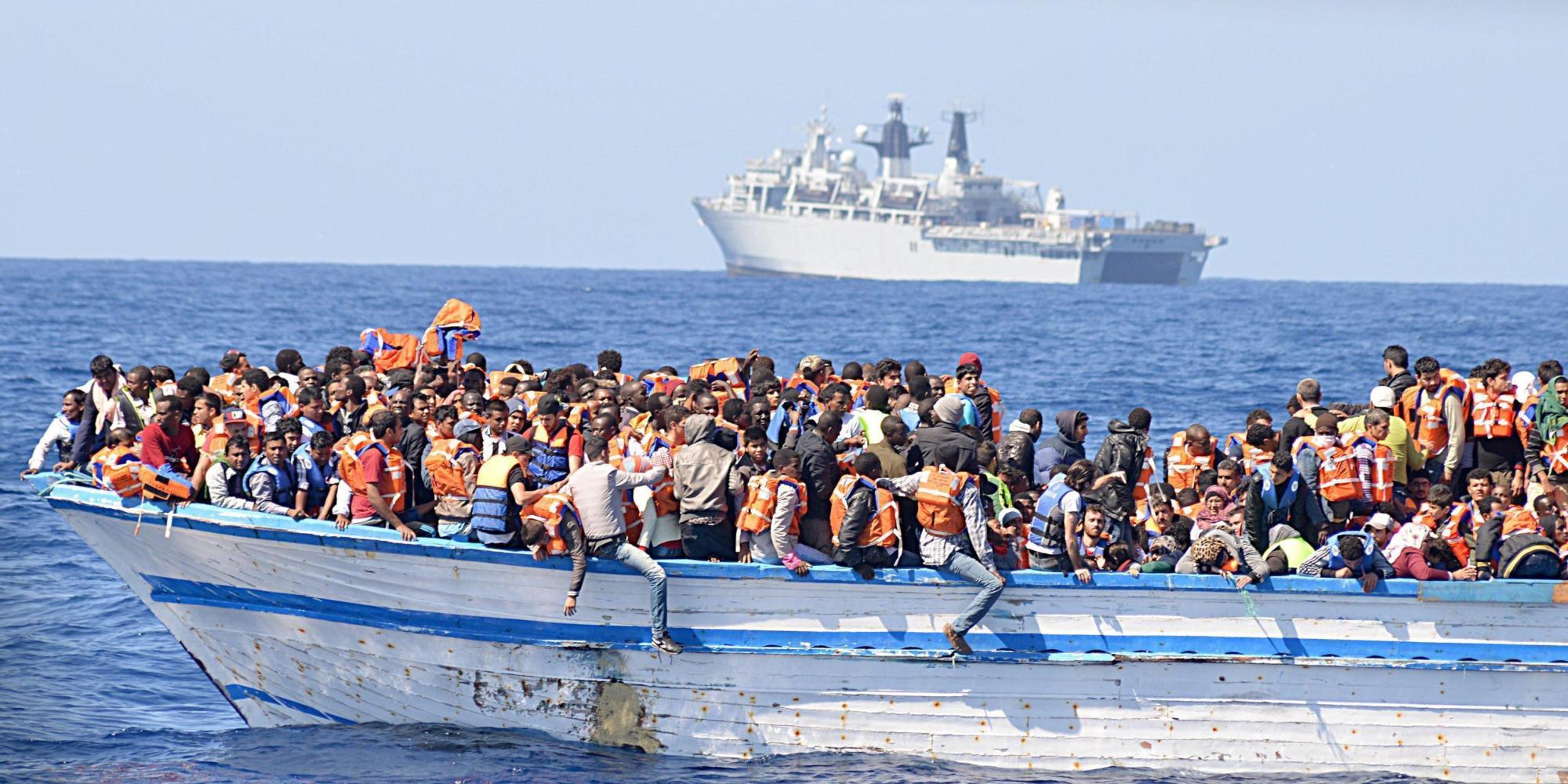 Migranti e politica, il silenzio delle piazze
