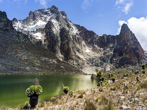 Kenya, la Montagna di Dio