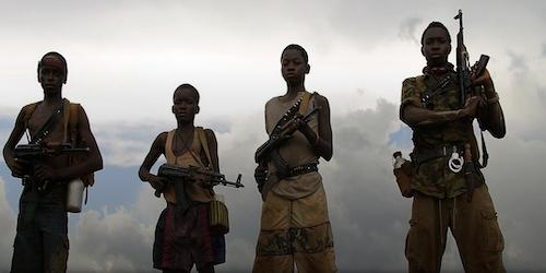 """Guerre africane del presente: politiche, croniche e """"private"""""""