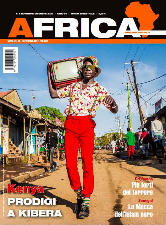 Africa 6-2020 (novembre-dicembre 2020)
