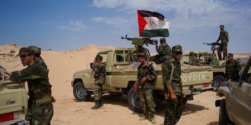 Sahara occidentale, la parola alle armi