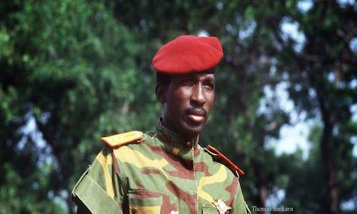 Ecco come morì Sankara