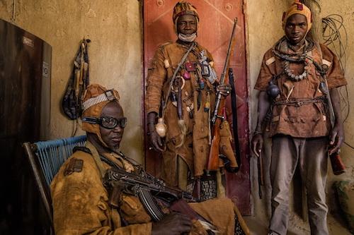 GUERRA E PACE. LEZIONI DI GEOPOLITICA SULL'AFRICA CONTEMPORANEA