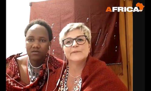 Moglie italiana, marito Masai: «Così viviamo nella nostra capanna in Tanzania»