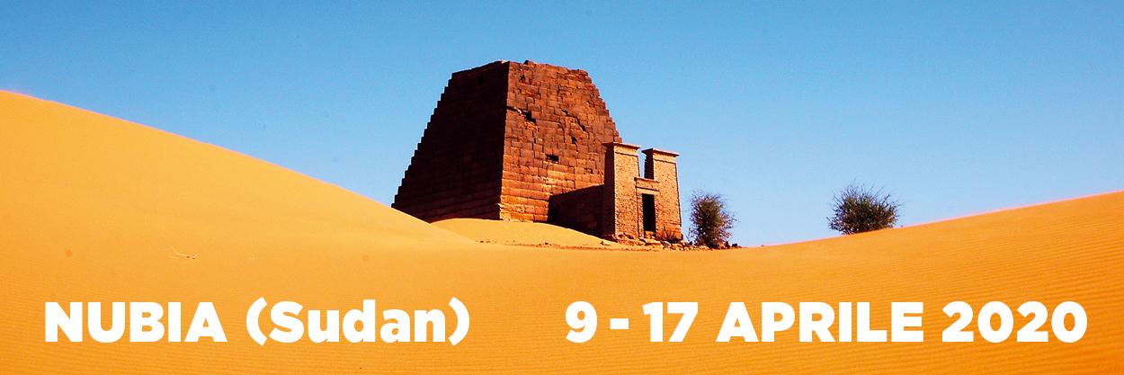 Viaggio in Nubia