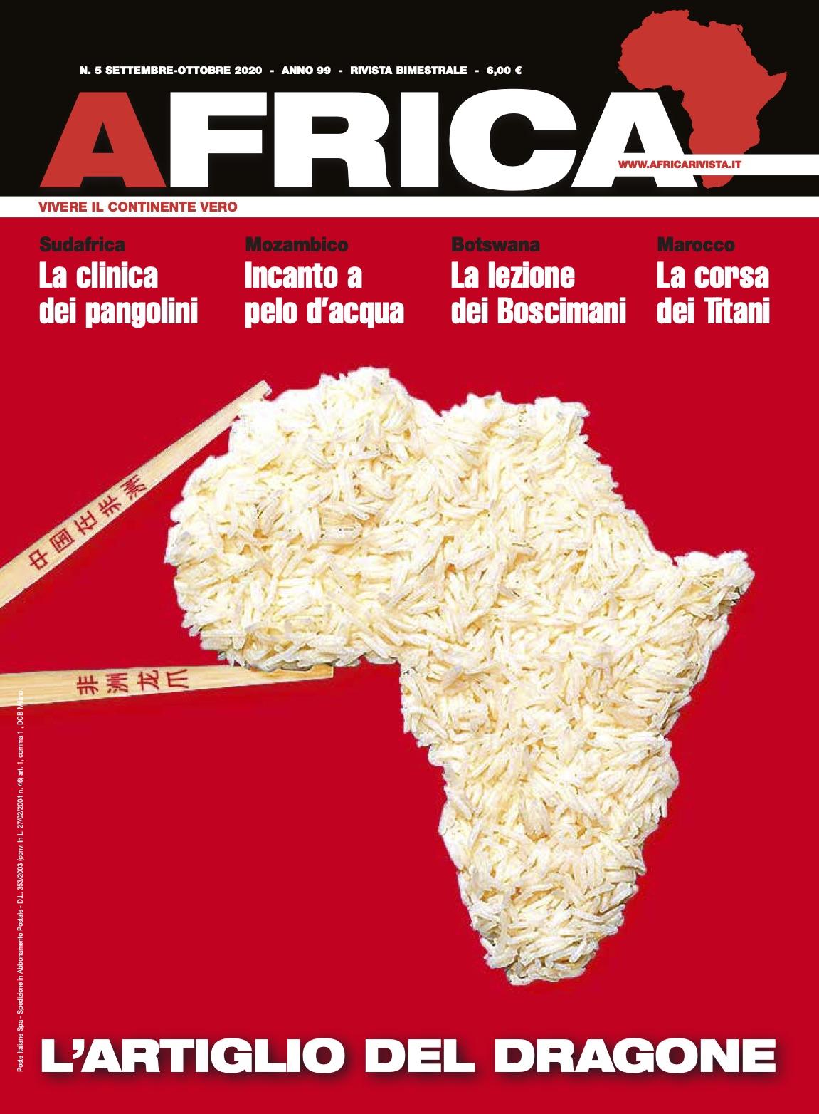 Africa 5-2020 (Settembre-Ottobre)