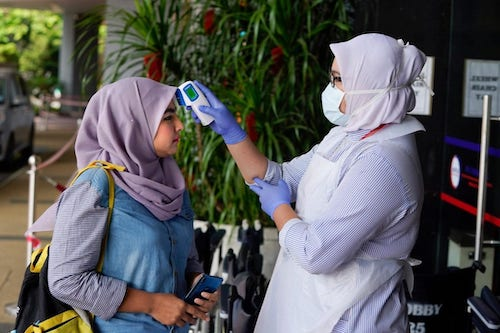 L'Africa si prepara al coronavirus