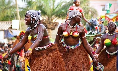 Guinea-Bissau   Tempo di Carnevale