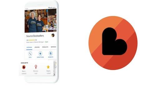 "USA | Icona google per riconoscere i negozi ""neri"""