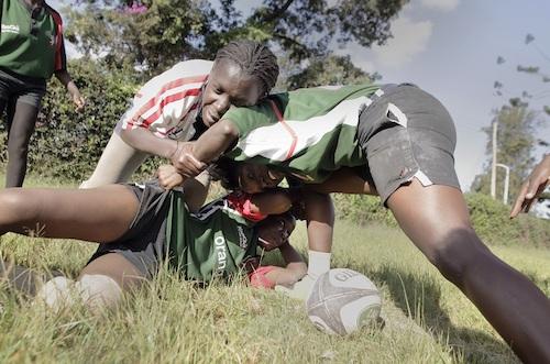 Le leonesse di Mathare