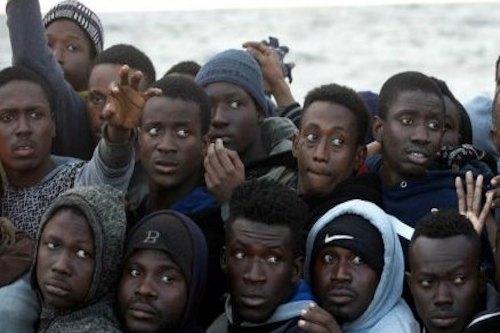 Gli africani che NON ci invadono
