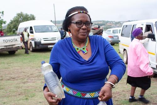Sudafrica, dietro l'omicidio di un'attivista per la terra e i diritti