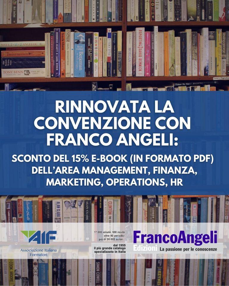 CONVENZIONE FRANCO ANGELI